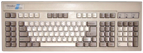 Old Keyboard